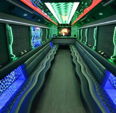 Party Bus West Palm Beach, FL